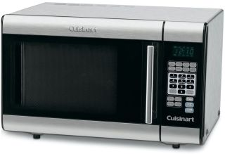 Cuisinart Cmw 100 1 Cubic Foot Stainless Steel Microwave Oven Review