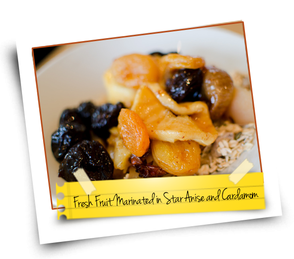 Fresh Fruit Marinated in Star Anise and Cardamom – Kitchen ...