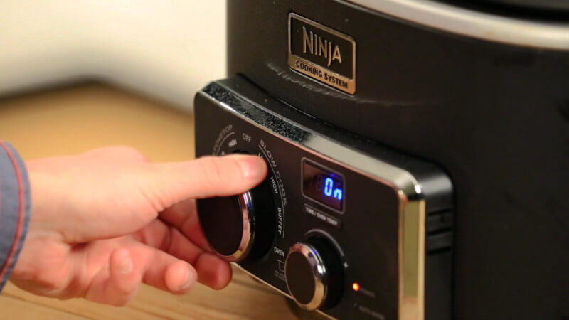 The Ninja 3-in-1 Cooking System