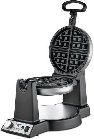 Waring Pro Stainless Steel Single Belgian Waffle Maker Review