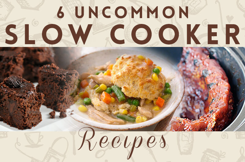 Six uncommon slow cooker recipes kitchen chatters if you would like to download these recipes in pdf format to be used on your kindle smartphone pc or tablet for easy reference later just click here forumfinder Images